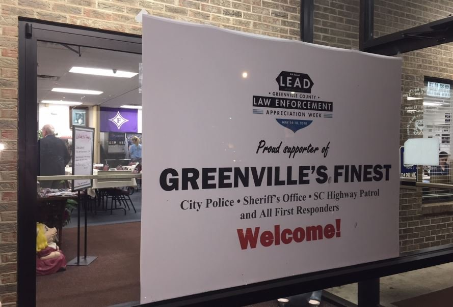 LEAD Greenville & Tommy's Ham House offering free breakfast for LEOs (FOX Carolina/ May 18, 2018)