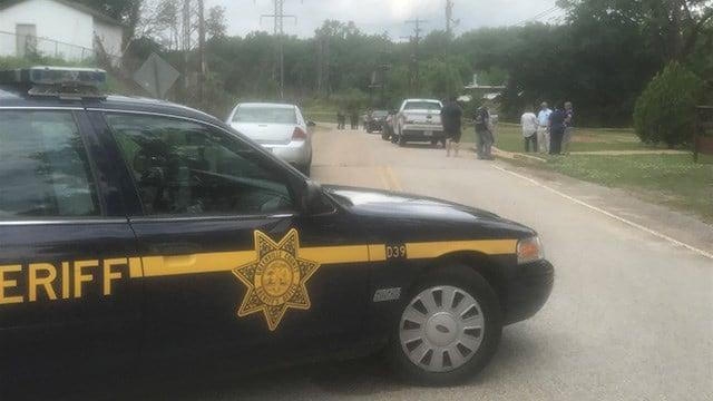 Scene of death investigation on Odom Circle. (5/19/18 FOX Carolina)