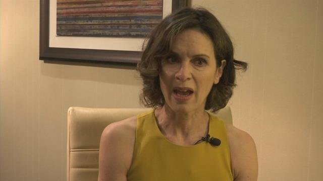 FOX Carolina sits down with journalist and mental health advocate Elizabeth Vargas
