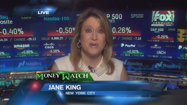 Money Watch with Jane King - May 21
