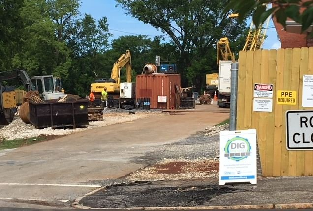 Blasting to begin Monday for Dig Greenville project (May 21, 2018)