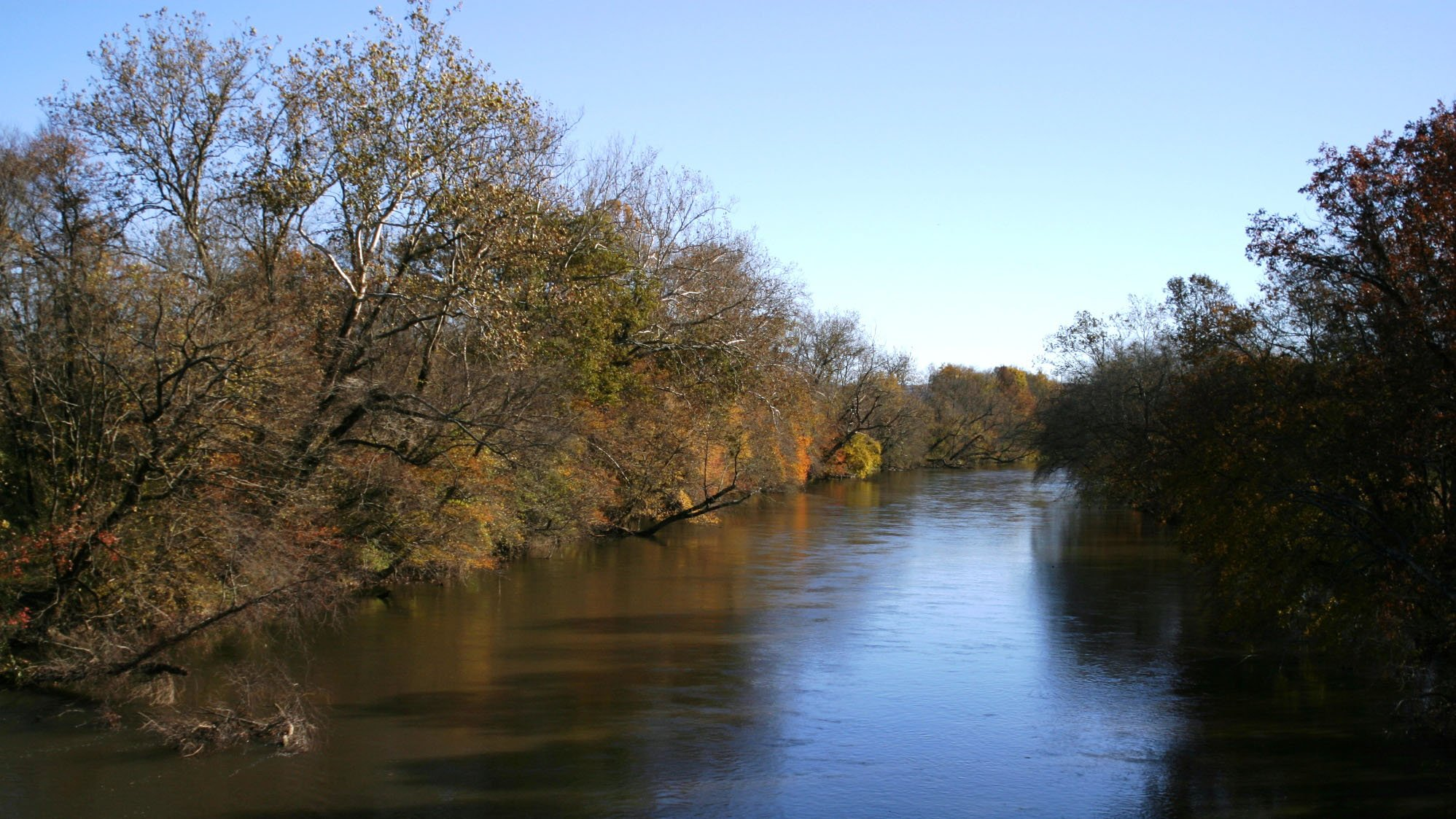 French Broad River (Source: Wikimedia Commons)