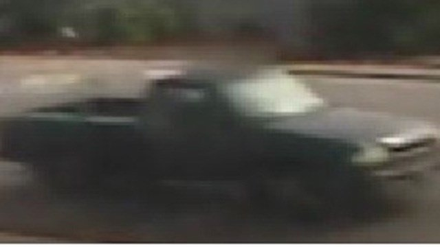 Actual vehicle from the robbery. (Source: APD)