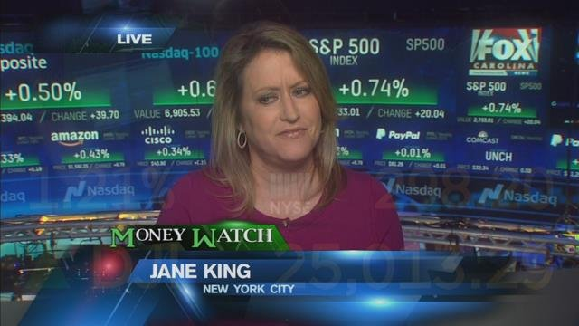Money Watch with Jane King - May 22