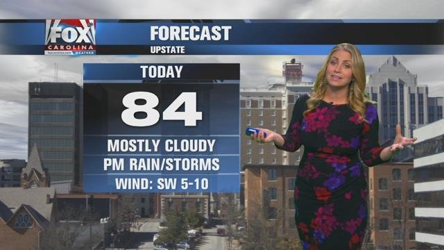 Nicole: Wet weather likely through Memorial Day