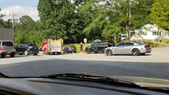 Crash involving bicyclist (Source: Arlisha Shorter)