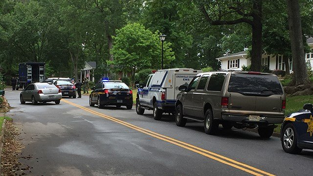 SWAT responds to Greenville County home (May 25, 2018/FOX Carolina)