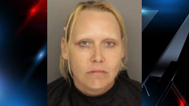 Christina Bartram (Source: Greenville Co. Detention)