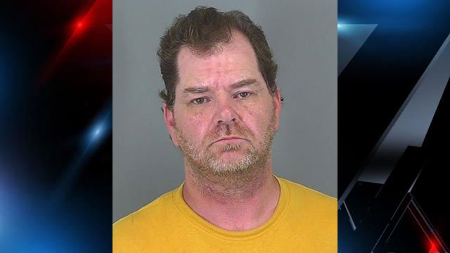 Jerry Clyde Cox (Source: Spartanburg Co. Detention)