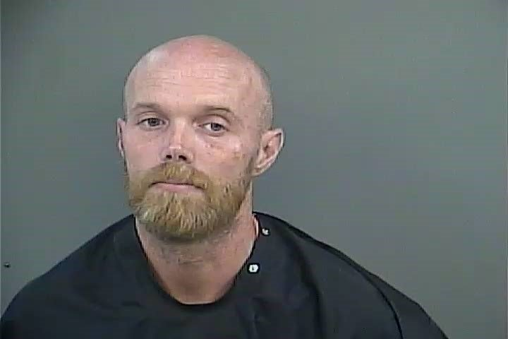 Kevin Patrick Bryant (Source: Williamston PD)