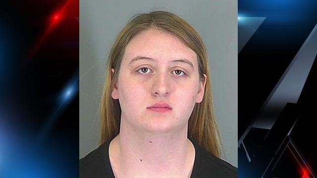 Whitney Logan Melton (Source: Spartanburg Co. Sheriff's Office)