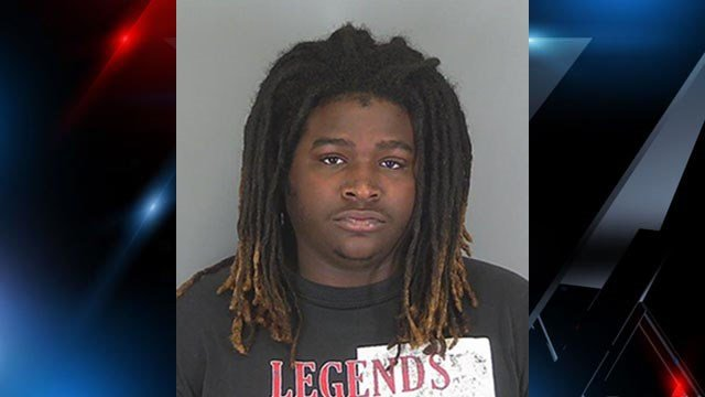 Jaylin Isaiah Parks (Source: Spartanburg Co. Sheriff's Office)