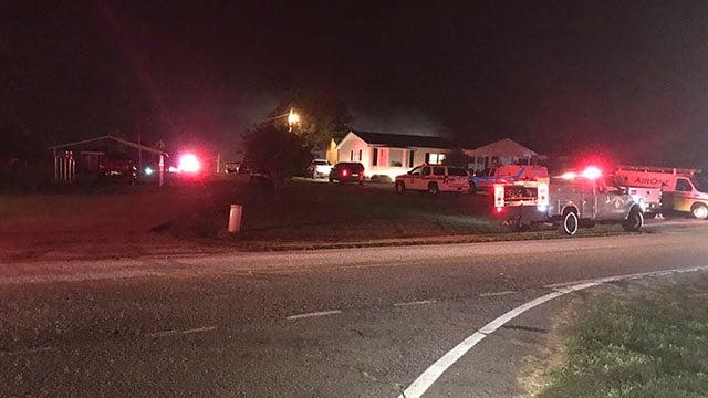 Crews respond to fire in Greenville Co. (FOX Carolina/ 6/6/18)