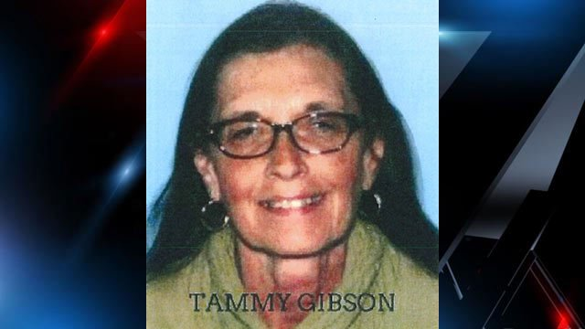 Tammy Gibson (Source: Asheville PD)