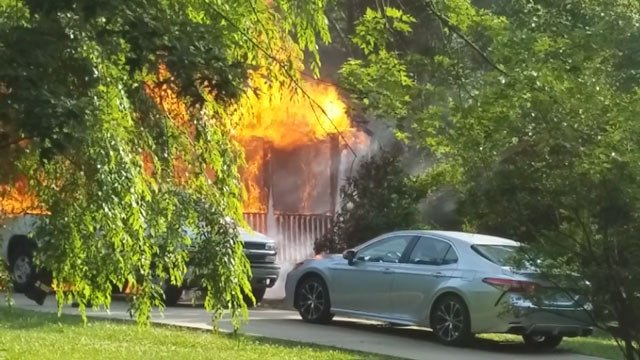 Arden house fire (Source: Anthony Cappadonna)