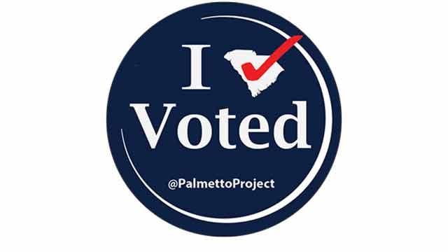 New sticker design. (Source: Palmetto Project).