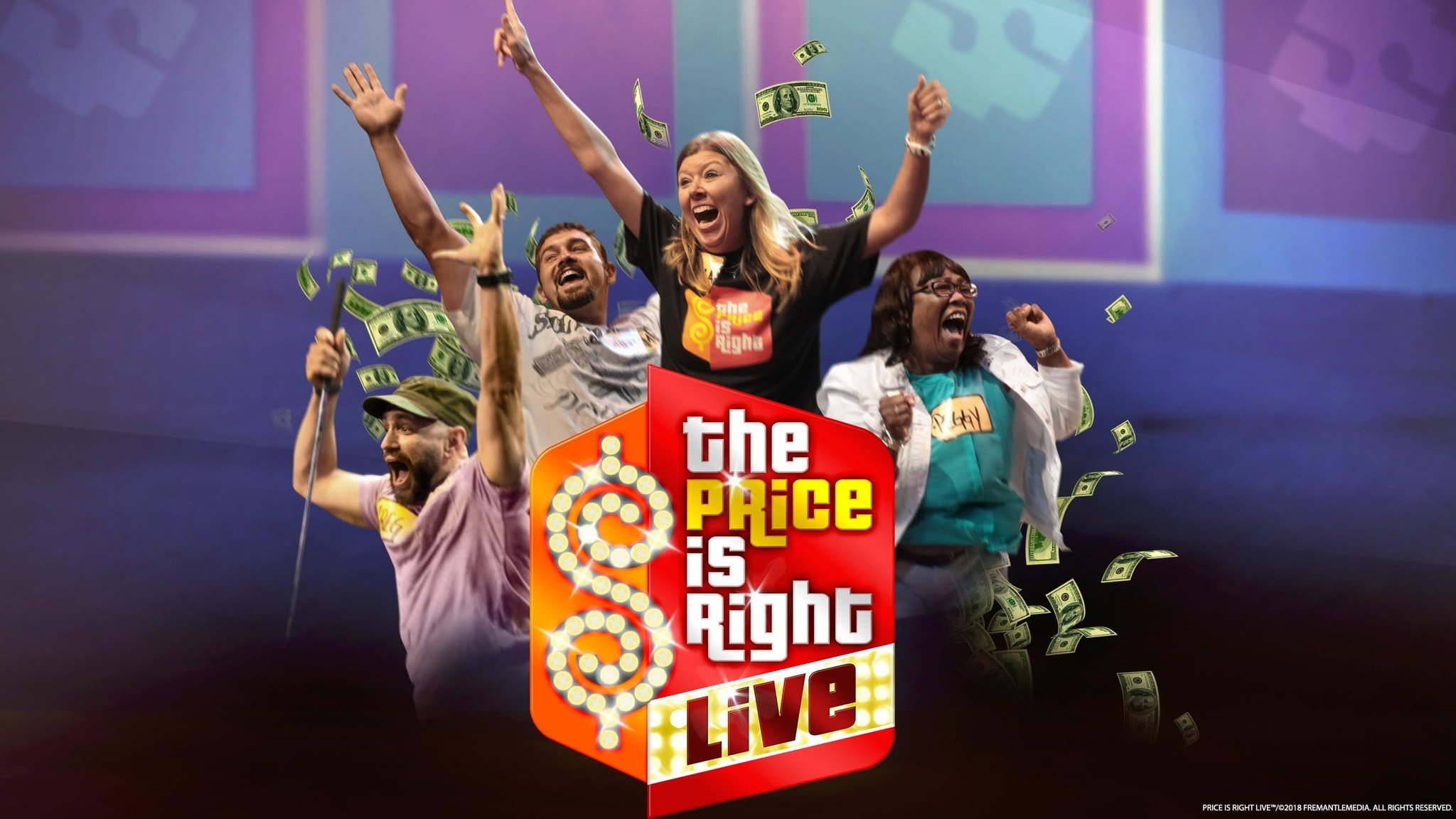 The Price is Right Live comes to Spartanburg (Source: Fremantle Media)