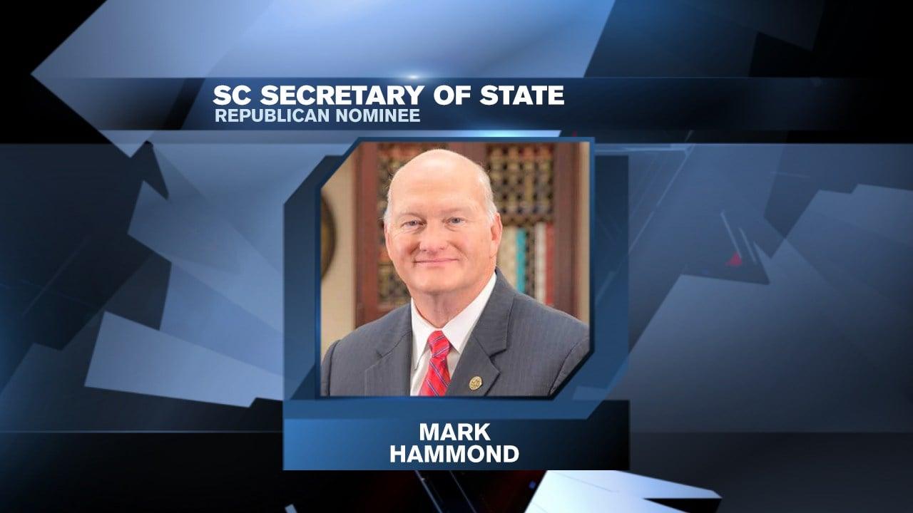 Mark Hammond.