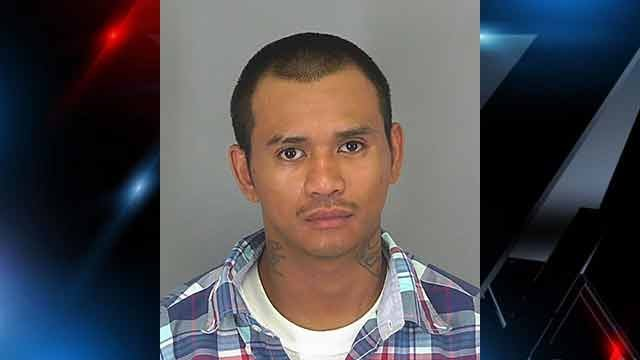 Dennis Bun. (Source: Spartanburg Co. Detention Center).