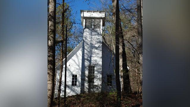 Smokemont Baptist (Source: Wikipedia)