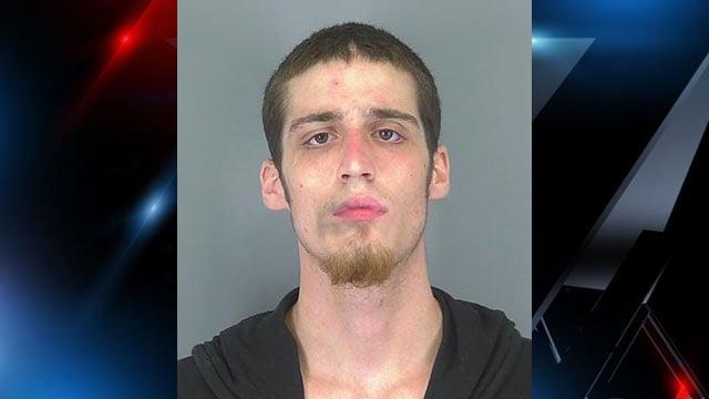 Jacob West (Source: Spartanburg Co. Detention)