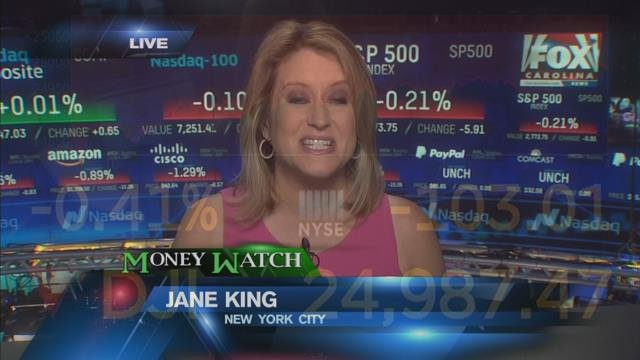 Money Watch with Jane King - June 19