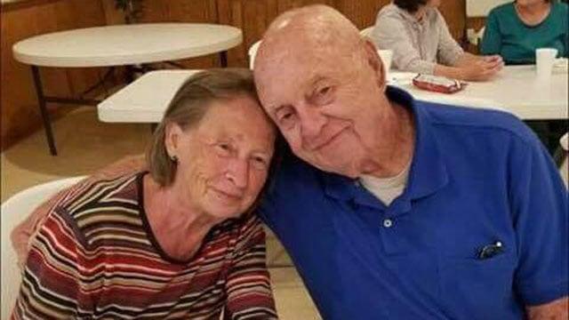 Geraldine and Charles Tucker (Source: Family)