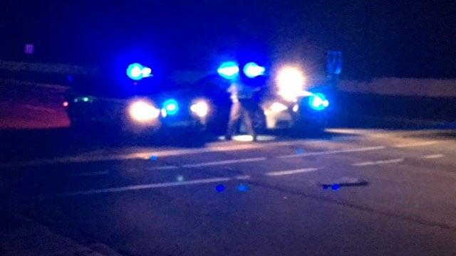 Vehicle vs. pedestrian crash in Greenville (FOX Carolina/ 6/20/18)