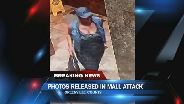 Police seeking man, woman after Haywood Mall fight, razor blade attack