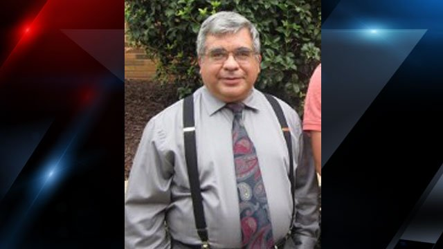 Mark Soza is seen in this undated picture from the Woodruff Middle School website.