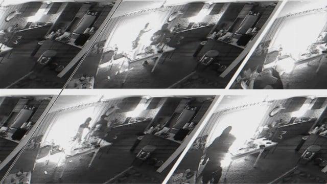 Surveillance video shows Anderson Co. burglary