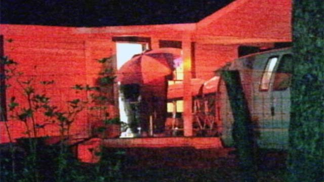 The scene of a double homicide of a married couple at their Piedmont Highway home in 2005. (File/FOX Carolina)