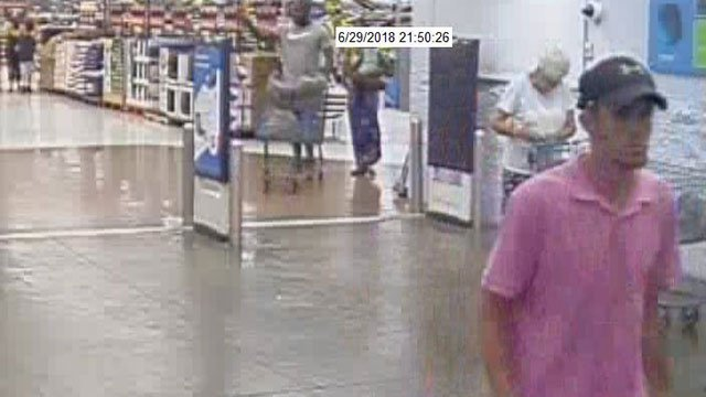 A photo of the suspect. (Source: Spartanburg PD/ July 11, 2018)