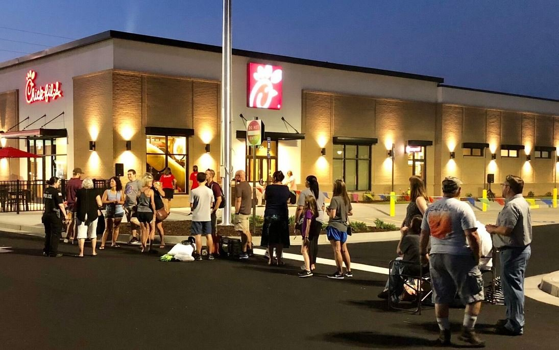 Lavonia Chick-Fil-A opens Thursday (Provided)