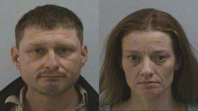 Scott Davis and Holly Schism (Source: MCSO)