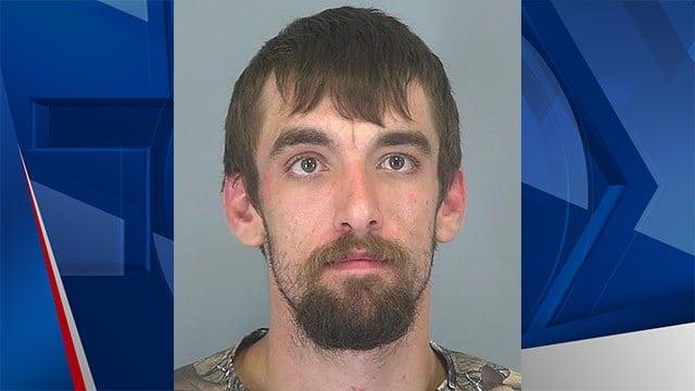 Shawn Mullins (Source: Spartanburg Co. Detention Center)