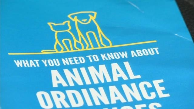 New animal ordinance laws in effect in Spartanburg