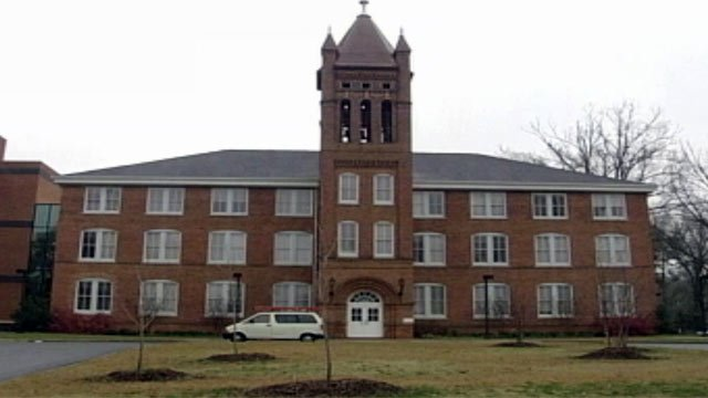 Laura Lander Hall on the campus of Lander University in Greenwood, SC. (File/FOX Carolina)
