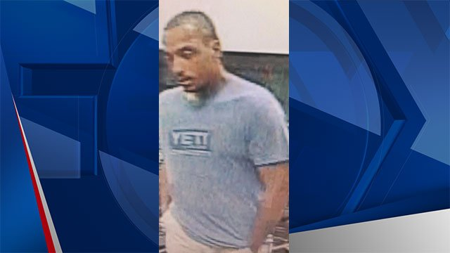 Anderson police say this man is a Walmart employee imposter who stole a flat screen TV. (Photo: Anderson PD/ July 20, 2018)