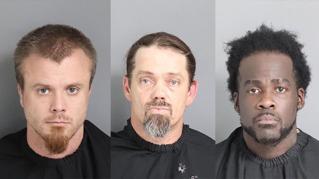 Sheriff: 3 accused of trafficking heroin, meth in Union County; - WTOC-TV: Savannah, Beaufort, SC, News, Weather & Sports