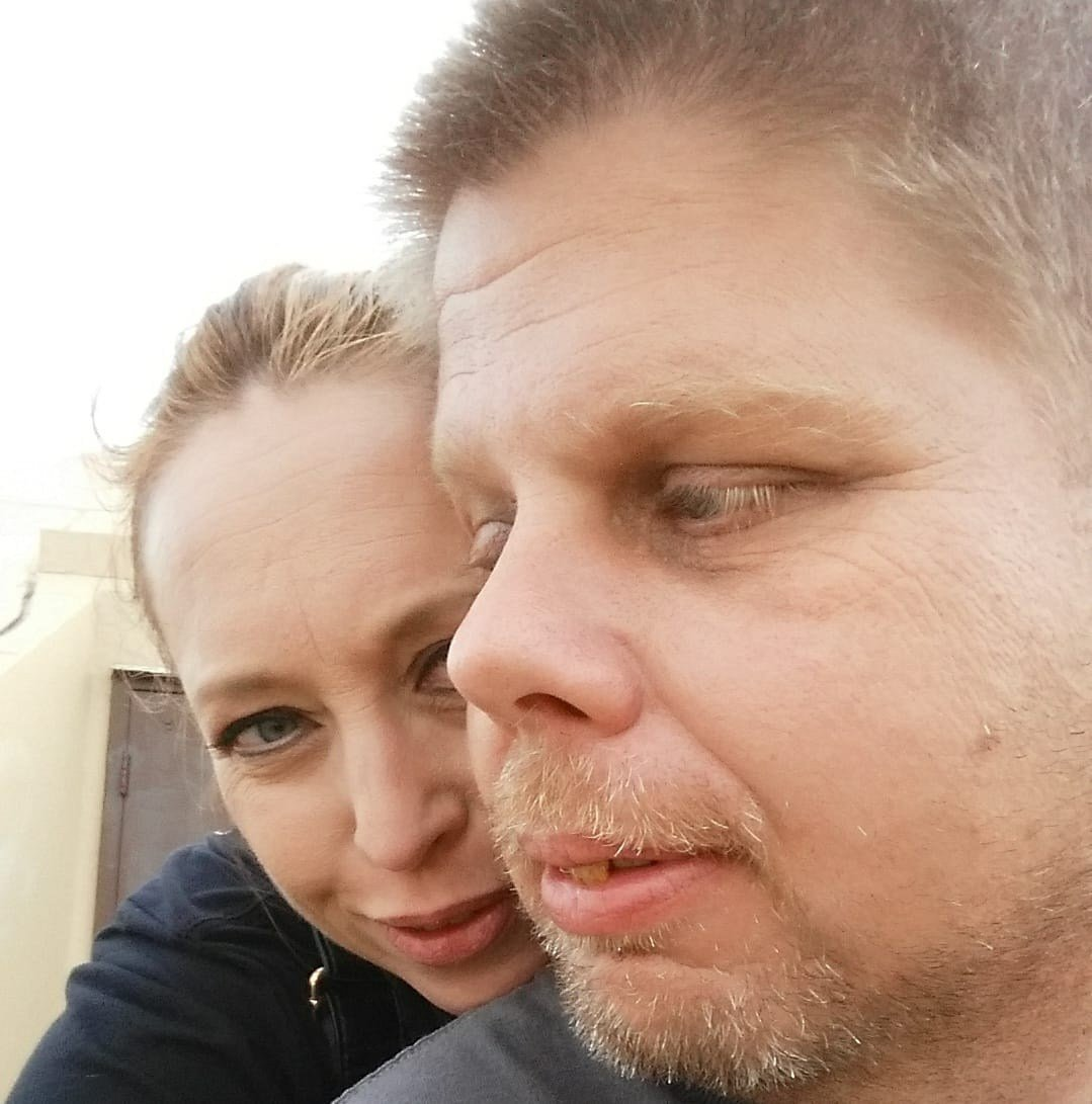 Loretta and Robert Warr