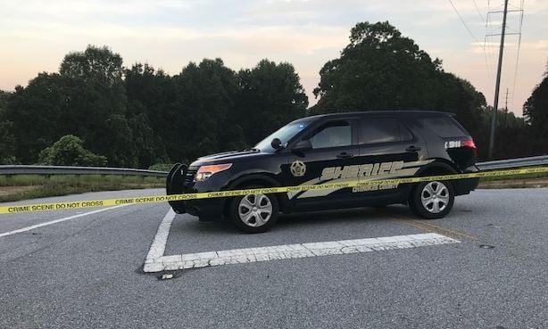 Deputies investigate a deadly shooting on Phelps Road (FOX Carolina)