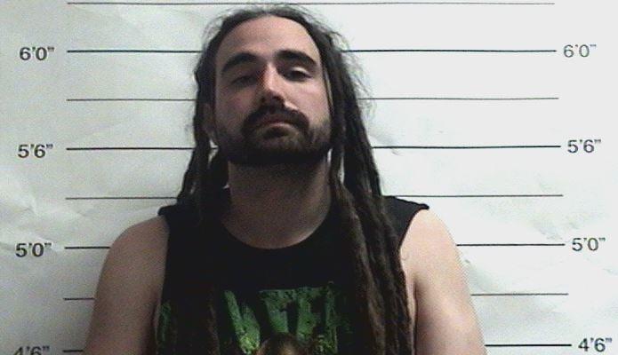 Simon Morris (Source: Orleans Parish Sheriff's Office)