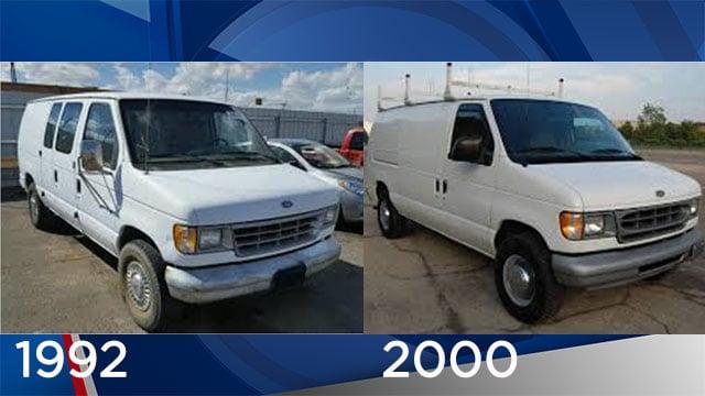Examples of van (source: SCHP)