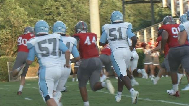 Dorman vs. Wade Hampton