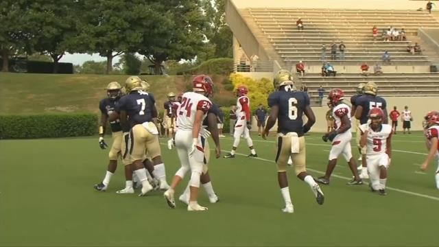 Nation Ford vs. Spartanburg