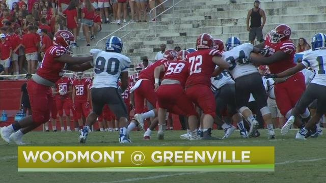 Woodmont vs. Greenville