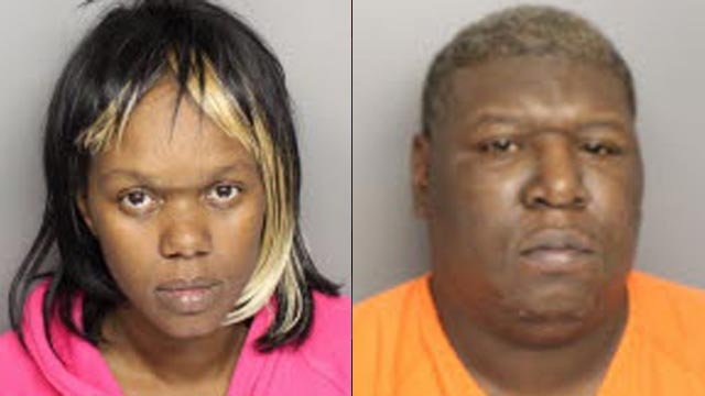 From left to right: Lesley McWhorter and Walter Goodine (Greenville Co. Detention Center)