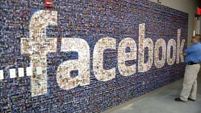 The Facebook data center is located on Social Circle in Forest City. (File/FOX Carolina)
