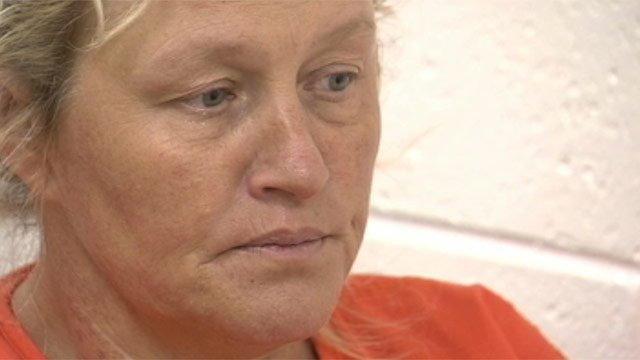 Julie Mason appears before a judge in March 2011 for a bond hearing. (File/FOX Carolina)